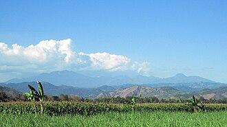 Mount Wilis - Image: Mount Wilis view