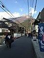 Mount Yufudake from Yunotsubodori Street 3.jpg