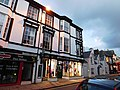 Mountain Warehouse and Anna's Tea Rooms, Castle St, Conwy.jpg