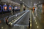 Moving walkway at Terminal D of Boryspil Airport (02).jpg