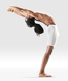 220px Mr yoga hands bound sun salute yoga asanas Liste des exercices et position à pratiquer