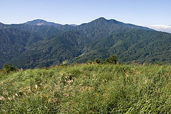 Mt.Kintoki from Mt.Yaguradake 03.jpg
