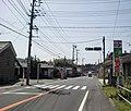 Mugiuda Higashi Crossing at Hioki.JPG