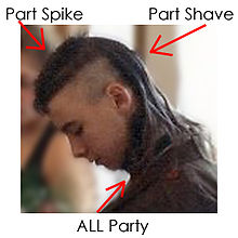 Coupe mullet
