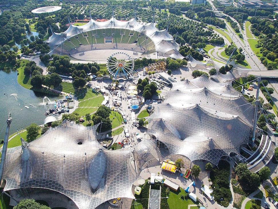 Munich - Olympiapark 3