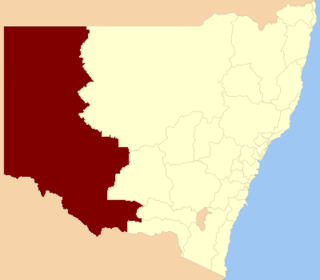 Electoral district of Murray-Darling former state electoral district of New South Wales