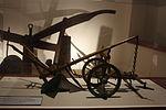 Musée Normandie modele reduit charrue.JPG