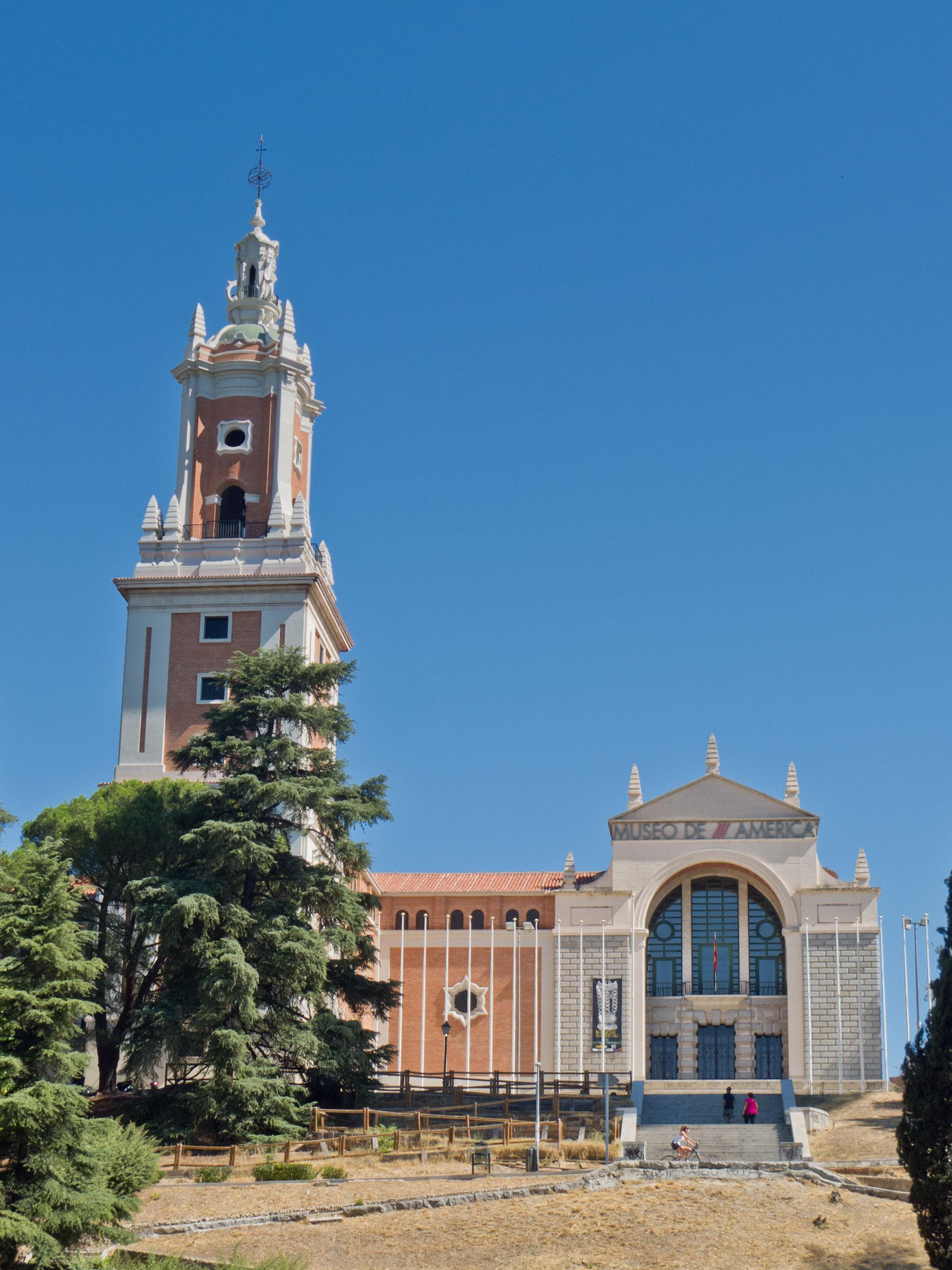 Museu da am rica madrid wikip dia a enciclop dia livre - Montadores de pladur en madrid ...