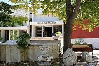 Çanakkale Archaeological Museum archaeological museum