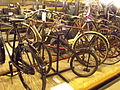 Museum Collections Centre - 25 Dollman Street - warehouse - Banton Crypto Geared Bicycle (7275556382).jpg