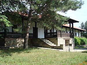 Zamfir Arbore - The Ralli manor and present-day museum in Dolna, Moldova