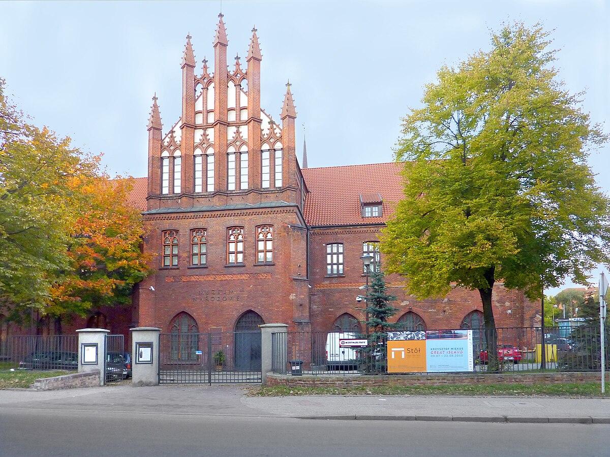 Afbeeldingsresultaat voor national museum gdansk polen
