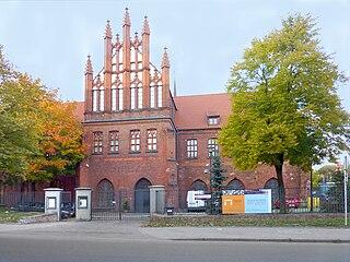 National museum in Gdańsk, Poland