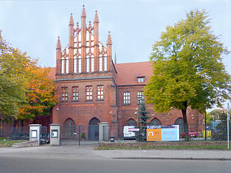 National Museum, Gdańsk - Image: Muzeum Narodowe Gdansk 01