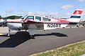N26RT Beech F33A Bonanza (8582455666).jpg