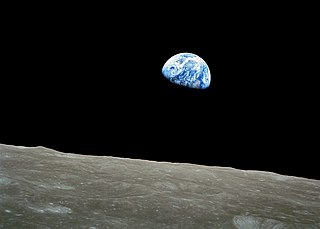 Earth Rise by NASA