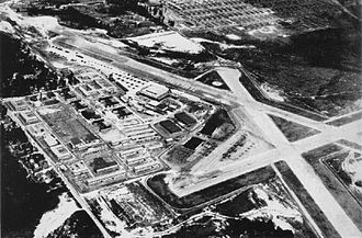General Lucius D. Clay National Guard Center - NAS Atlanta in the mid-1940s