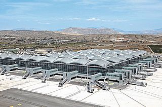 Alicante–Elche Airport International airport in Alicante, Spain