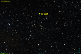 Image illustrative de l'article NGC 2395