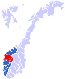 sogne og fjordane