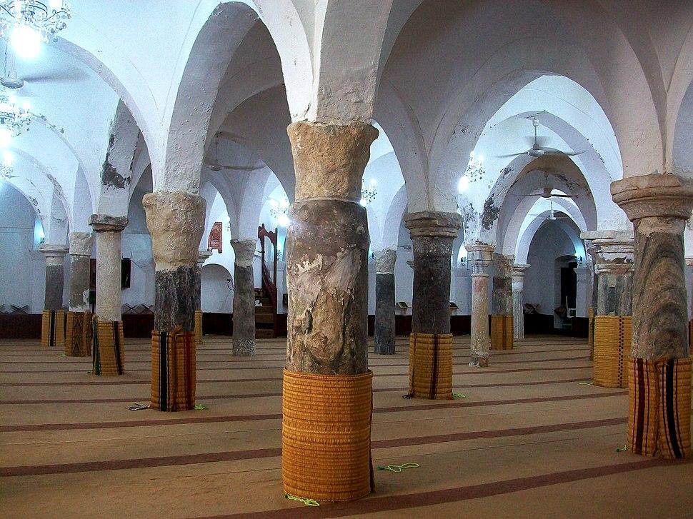 Naga Mosque Interior Tripoli Libya