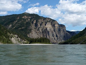 Nahanni National Park Reserve - Third Canyon, Nahanni River