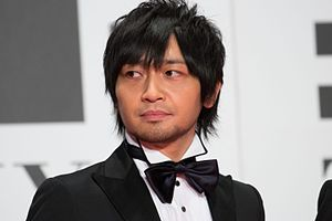 Yuichi Nakamura (voice actor) - Nakamura at the 2016 Tokyo International Film Festival