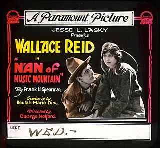 <i>Nan of Music Mountain</i> 1917 film by Cecil B. DeMille, George Melford