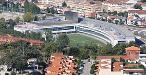 Science and technology in Portugal - The International Iberian Nanotechnology Laboratory, created in 2005, is based in Braga.