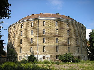 "Psychiatric hospital - Vienna's Narrenturm—German for ""fools' tower""—was one of the earliest buildings specifically designed for mentally ill people. It was built in 1784."