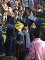 Nasty Woman X-ing (Whitman College graduation) IMG 7070.jpg
