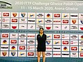 Nathaly Paredes at ITTF Challenge Polish Open.jpg