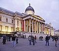National Gallery, Trafalgar Square, London W1 - geograph.org.uk - 1099680.jpg