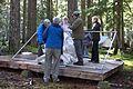 National Public Lands Day 2014 at Mount Rainier National Park (021), Longmire.jpg