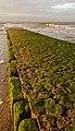 Nationalpark Niedersächsisches Wattenmeer,Abendstimmung auf Norderney03.jpg