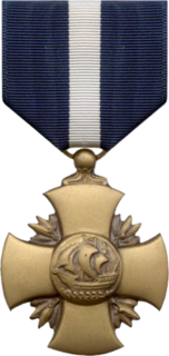 Navy Cross United States Navy and United States Marine Corps service cross medal