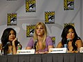 Naya Rivera, Heather Morris & Jenna Ushkowitz (4853027186).jpg