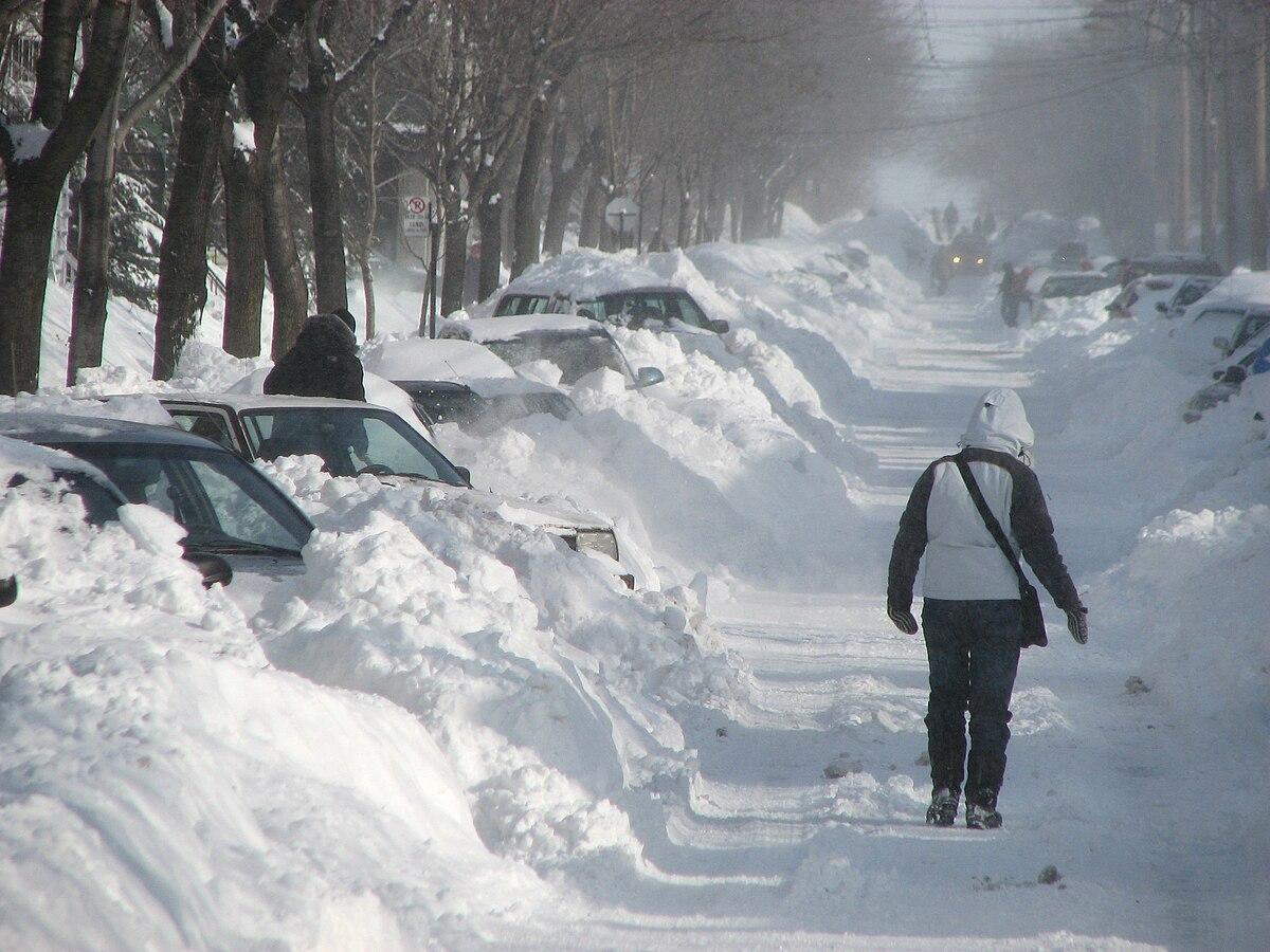 neige noel 2018 quebec Hiver québécois — Wikipédia neige noel 2018 quebec