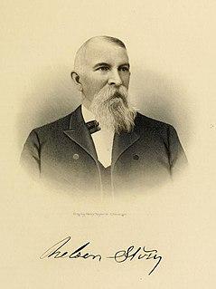 Nelson Story American businessman