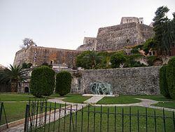 Neo Frourio in Corfu
