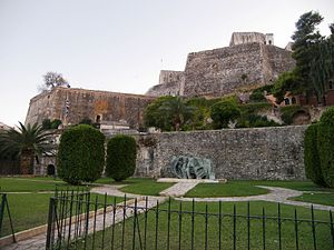 Siege of Corfu (1798–99) - The New Fortress