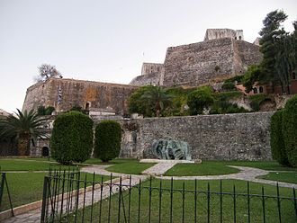 New Fortress - New Fortress of Corfu