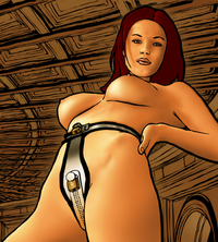 Neosteel Chastity Belt Upwards.png