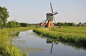 Bonrepas - Image: Netherlands, Vlist (3), Bonrepasmolen