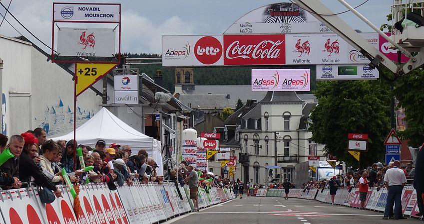 Neufchâteau - Tour de Wallonie, étape 3, 28 juillet 2014, arrivée (C30).JPG