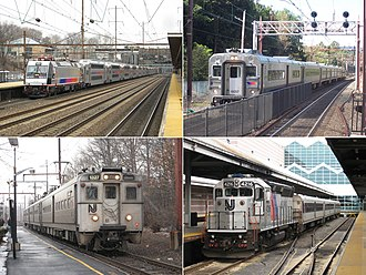 NJ Transit Rail Operations - Image: New Jersey Transit rail operations sampler