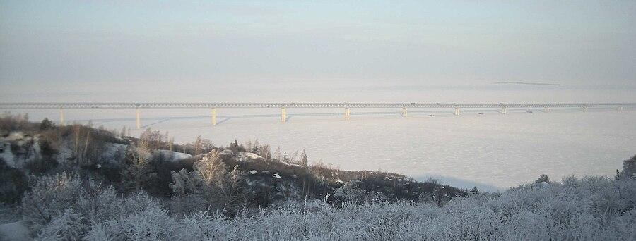 Ульяновский мост