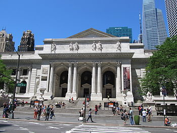 New York Public Library entrance.JPG