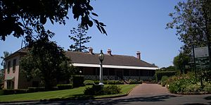 Newstead House, Brisbane - Image: Newstead House