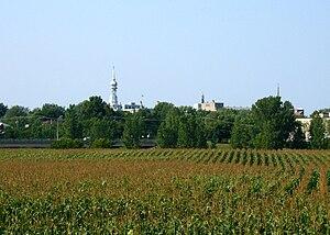 Nicolet, Quebec - Image: Nicolet